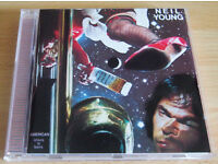 Neil Young - American Stars & Bars CD