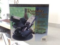 Rotating Wine Rack