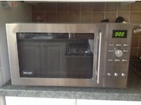 DiLonghi combination microwave, oven and grill