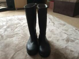 Mens Dunlop Wellies