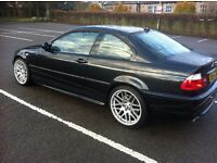 BMW E46 330Ci 2004 Coupe - Manual 6 Speed - FBMWSH - Rare Clean Example