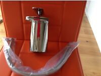 Chrome waterfall tap new in the box
