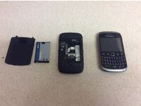 spairs and repairs sold as seen in picture blackberrys 9300 9200