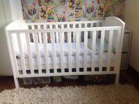 Cor bed and a wardrobe set