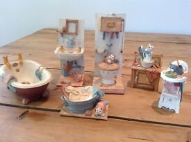 Authentic Peter Fagan Colour box cat collection