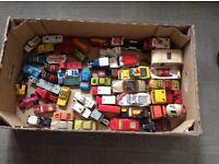 Matchbox Vehicles