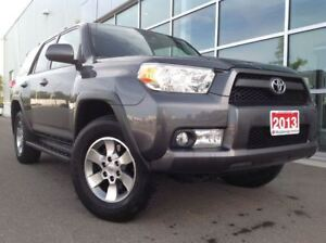2013 Toyota 4Runner SR5 4WD!!! JUST TRADED IN !!!