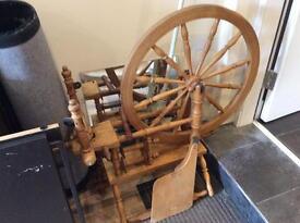 Original Scottish Spinning Wheel