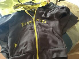 Complete Brownies Uniform