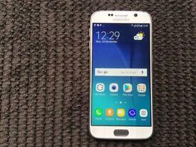 Samsung s6 32gb platinum gold unlocked mobile phone