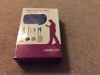 GAMEWARE deluxe starter pack for Nintendo 3DS XL Brand new