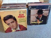 80 VINYL RECORDS ROCK POP JAZZ SOUL