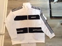 Men's Adidas and Nike zipper xl