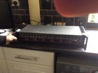 Mxa 150 watt channel mixer