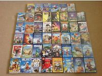 Huge Kids DVD's Collection