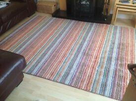 Gooch super hand loom rug