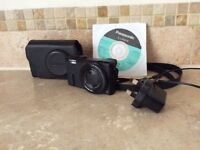 Panasonic lumix DMC-TZ60 camera .