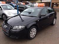 Audi A4 SE, 20L Petrol, black