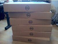 New Boxed Dell Inspiron i7 Laptop 12 month warranty 16gb ram 2tb hard drive windows 10 dvd bluetooth