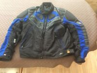Motorcycle jacket, XL, Belstaff, top quality
