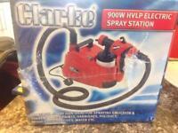 Clarke 900w Electric Spray Station