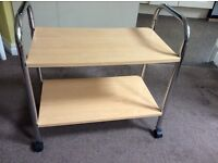 Coffee Table/Trolly for sale £5 Good Condition