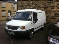 LDV PILOT PANEL VAN DIESEL with low miles in great condition