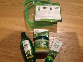 JOB LOT: Health & Beauty luxury products - Dead Sea & Aloe Vera - reduced £25