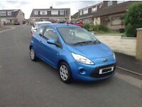 Ford ka 2013 (LOW MILES,, lovely condition)