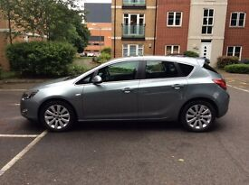 Vauxhall Astra 1.7 diesel eco flex cdti comes with cruise control front/back seniors and loads more