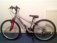 Apollo XC26 mountain bike 14'' frame 26'' wheels