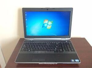 Dell Latitude E6530 Quad Core i7 Laptop, Webcam, Windows 7 & 90 Day Warranty