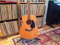 Blueridge BR63 Acoustic Guitar, with Fishman Pickup