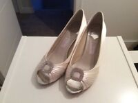 Wedding shoes in immaculate condition for sale!