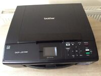 Brother DCP-J315W Wireless Colour Inkjet Multifunction Printer