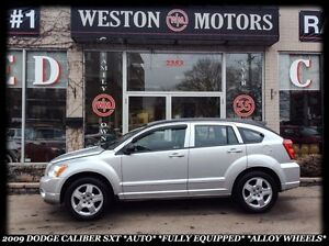 2009 Dodge Caliber SXT *AUTO *FULLY EQUIPPED *ALLOY WHEELS