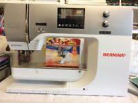 BERNINA B750QE SEWING MACHINE