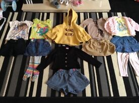 Girls 12-18 month bundle