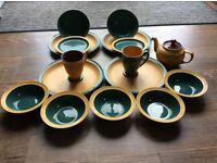 """Denby pottery """"Spice"""""""