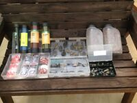 Selection of surplus fishing gear
