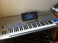Yamaha Tyros 4 Keyboard Little used can't play it too complicated