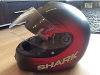 Motorcycle helmetShark s600