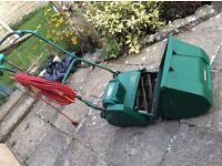 Lawn mower. Qualcast. £30