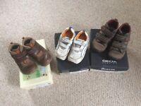 Boys toddler uk size7-8 (eur 24-26) shoe bundle