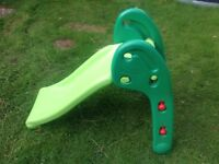 Smoby folding slide, toddlers