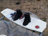 Ronix adult wakeboard