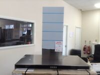 Blomberg stainlss steel cooker hood. 90cm. £200. RRP £349 new/graded. 12 month Gtee