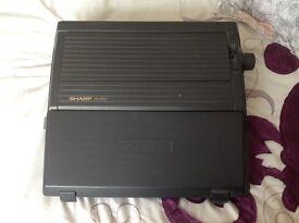 SHarp PA300 Electric Typewriter