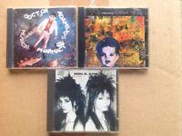 3 CDs oldskool dance Electronica