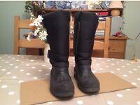 woof wear yard boots